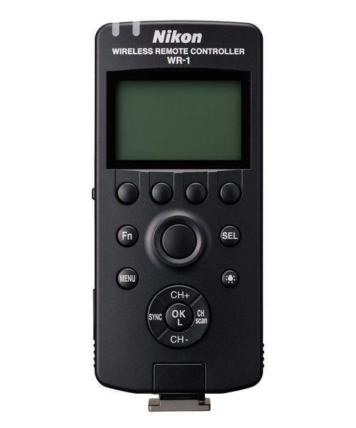 Nikon WR-1 Wireless Remote Controller, camera remotes & controls, Nikon - Pictureline