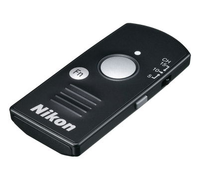 Nikon WR-T10 Wireless Remote Controller, camera remotes & controls, Nikon - Pictureline