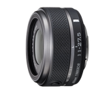 Nikon 1 Nikkor 11-27.5mm f/3.5-5.6 CX Lens Black, discontinued, Nikon - Pictureline  - 2