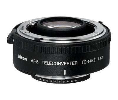 Nikon TC-14E II (1.4x) Teleconverter AF-S, lenses optics & accessories, Nikon - Pictureline