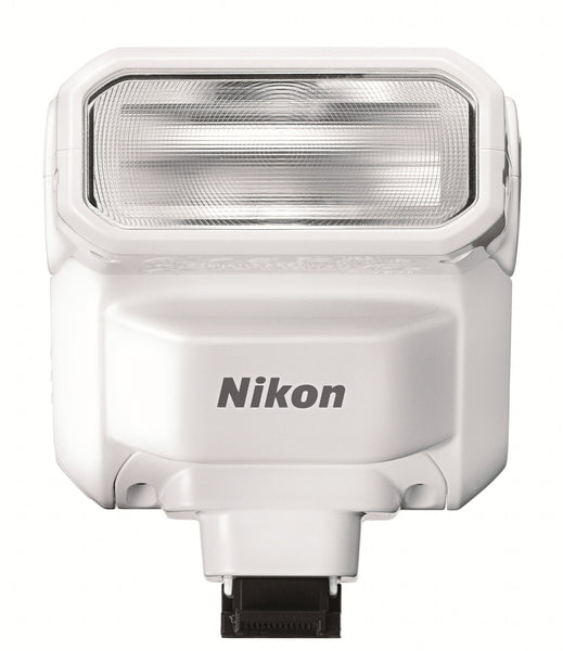 Nikon SB-N7 Speedlight White, lighting hot shoe flashes, Nikon - Pictureline