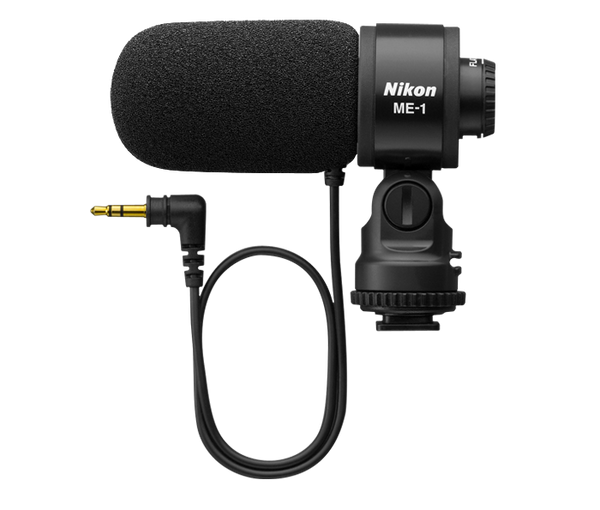 Nikon ME-1 Microphone, video audio microphones & recorders, Nikon - Pictureline  - 1