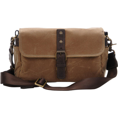 ONA The Bowery Camera Bag Field Tan, bags shoulder bags, ONA - Pictureline  - 1