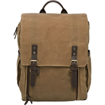 ONA Camps Bay Camera and Laptop Backpack Field Tan, bags backpacks, ONA - Pictureline  - 1