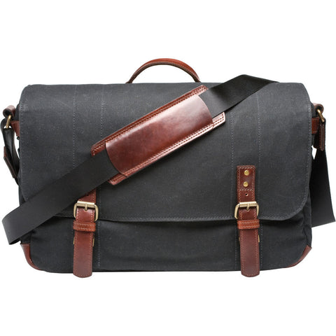ONA Union Street Camera and Laptop Messenger Bag Black, bags shoulder bags, ONA - Pictureline  - 1