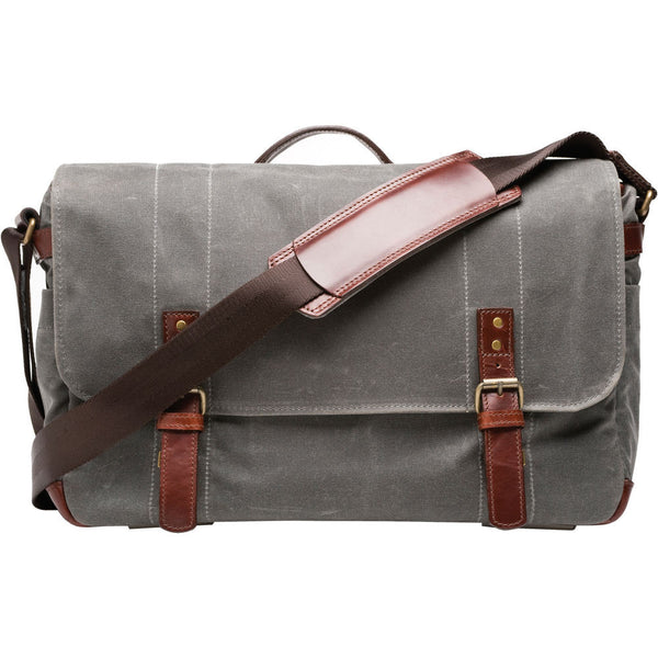 ONA Union Street Camera and Laptop Messenger Bag Smoke, bags shoulder bags, ONA - Pictureline  - 1