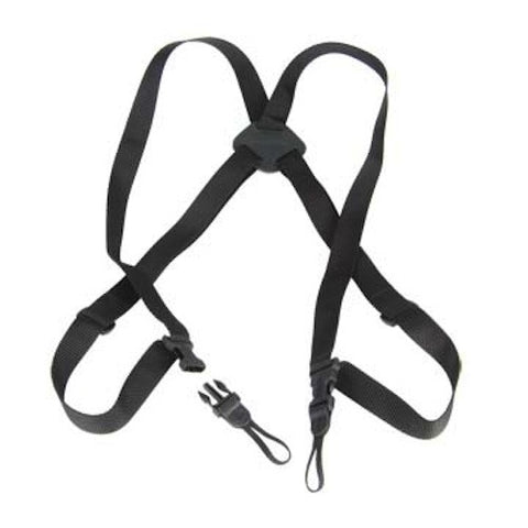 OP/TECH Bino/Cam Harness-Elastic Version, camera straps, OP/TECH - Pictureline