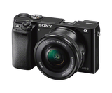 Sony Alpha a6000 Mirrorless Digital Camera with E-Mount 16-50mm Lens, discontinued, Sony - Pictureline  - 2