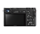 Sony Alpha a6000 Mirrorless Digital Camera with E-Mount 16-50mm Lens, discontinued, Sony - Pictureline  - 5