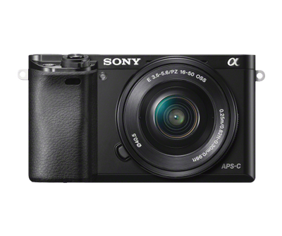 Sony Alpha a6000 Mirrorless Digital Camera with E-Mount 16-50mm Lens, discontinued, Sony - Pictureline  - 1