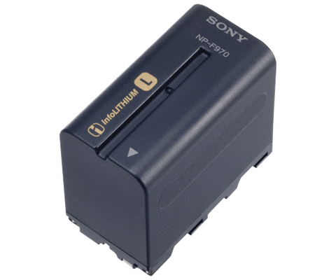 Sony NP-F970 Battery 6300mAh L Series Battery, video batteries & chargers, Sony - Pictureline