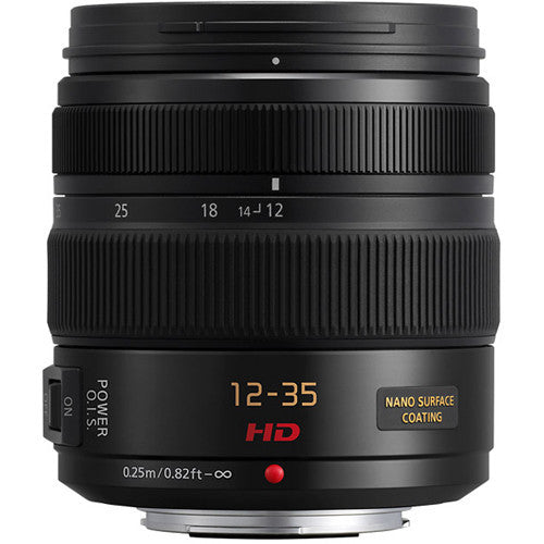 Panasonic Lumix 12-35mm f2.8 Micro Four Thirds Lens, lenses mirrorless, Panasonic - Pictureline  - 1
