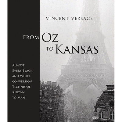 Book: From Oz to Kansas By Vincent Versace, discontinued, Peachpit - Pictureline