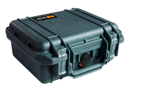 Pelican 1200 Case Black / Foam, bags hard cases, Pelican - Pictureline  - 1