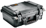 Pelican 1450 Case Black / Foam, bags hard cases, Pelican - Pictureline  - 1