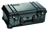 Pelican 1510 Carry On Case Black / Foam, bags hard cases, Pelican - Pictureline  - 1
