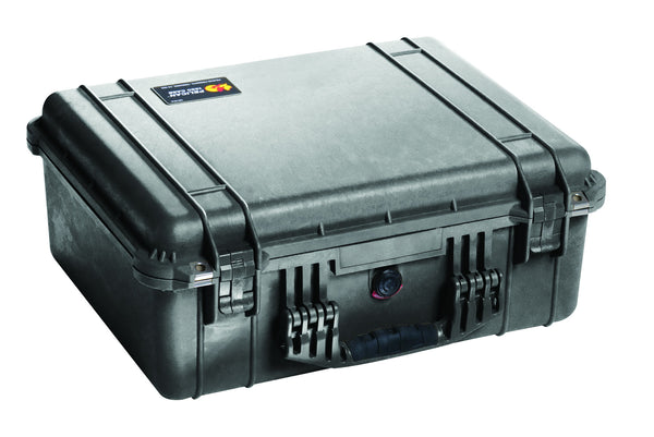 Pelican 1550 Case Black / Foam, bags hard cases, Pelican - Pictureline
