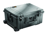 Pelican 1610 Case Black / Foam, bags hard cases, Pelican - Pictureline  - 1