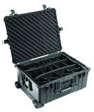 Pelican 1610 Case Black / Foam, bags hard cases, Pelican - Pictureline  - 2