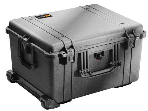 Pelican 1620 Case Black / Foam, bags hard cases, Pelican - Pictureline  - 1