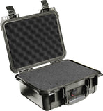 Pelican 1400 Case Black / Foam, bags hard cases, Pelican - Pictureline  - 2