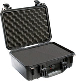 Pelican 1450 Case Black / Foam, bags hard cases, Pelican - Pictureline  - 2