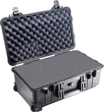 Pelican 1510 Carry On Case Black / Foam, bags hard cases, Pelican - Pictureline  - 2
