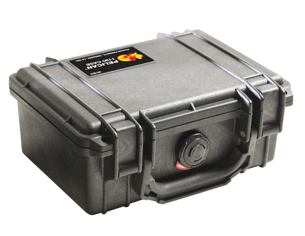 Pelican 1120 Case Black / Foam, bags hard cases, Pelican - Pictureline  - 1