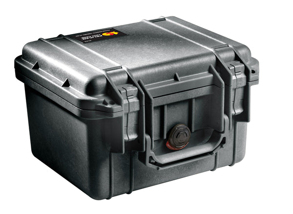 Pelican 1300 Case Black / Foam, bags hard cases, Pelican - Pictureline