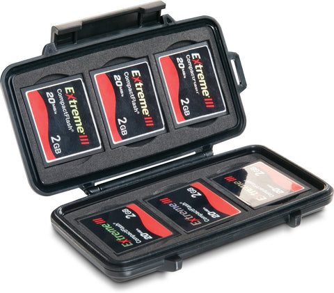 Pelican Memory Card Case for CF, bags accessories, Pelican - Pictureline