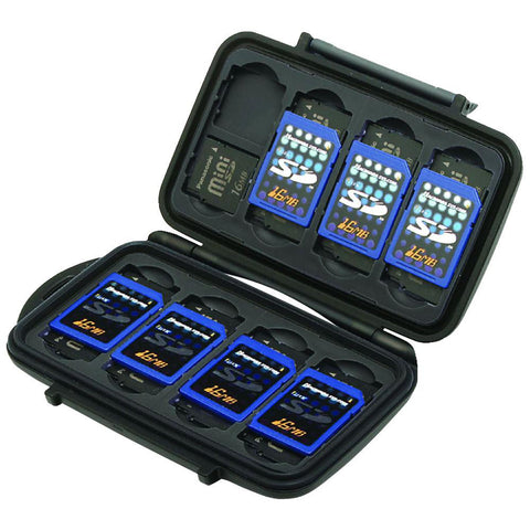 Pelican Memory Card Case for SD, bags accessories, Pelican - Pictureline