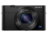 Sony Cyber-Shot DSC-RX100 IV Digital Camera, camera point & shoot cameras, Sony - Pictureline  - 1
