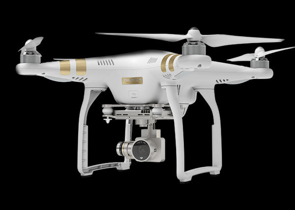 DJI Phantom 3 Professional Quadcopter with 4K Camera & 3-Axis Gimbal, discontinued, DJI - Pictureline  - 1