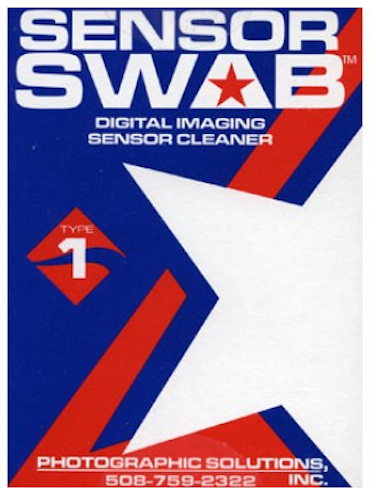 Photographic Solutions Sensor Swab Type 1 Large (Box of 12), discontinued, Photographic Solutions - Pictureline