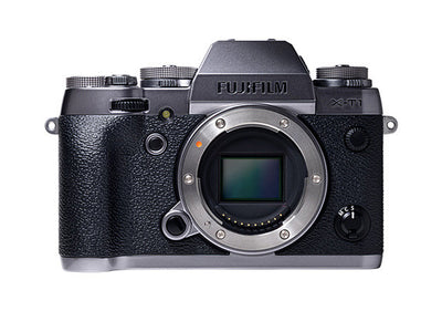 Fujifilm X-T1 Digital Camera Body (Graphite Silver), camera mirrorless cameras, Fujifilm - Pictureline  - 1