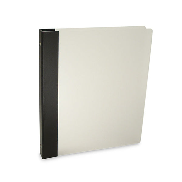 "Pina Zangaro Frost 1/2"" 3-Ring Binder, papers portfolio books & supplies, Pina Zangaro - Pictureline  - 1"