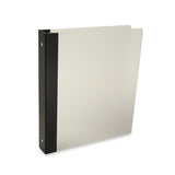 "Pina Zangaro Frost 1"" 3-Ring Binder, papers portfolio books & supplies, Pina Zangaro - Pictureline  - 1"