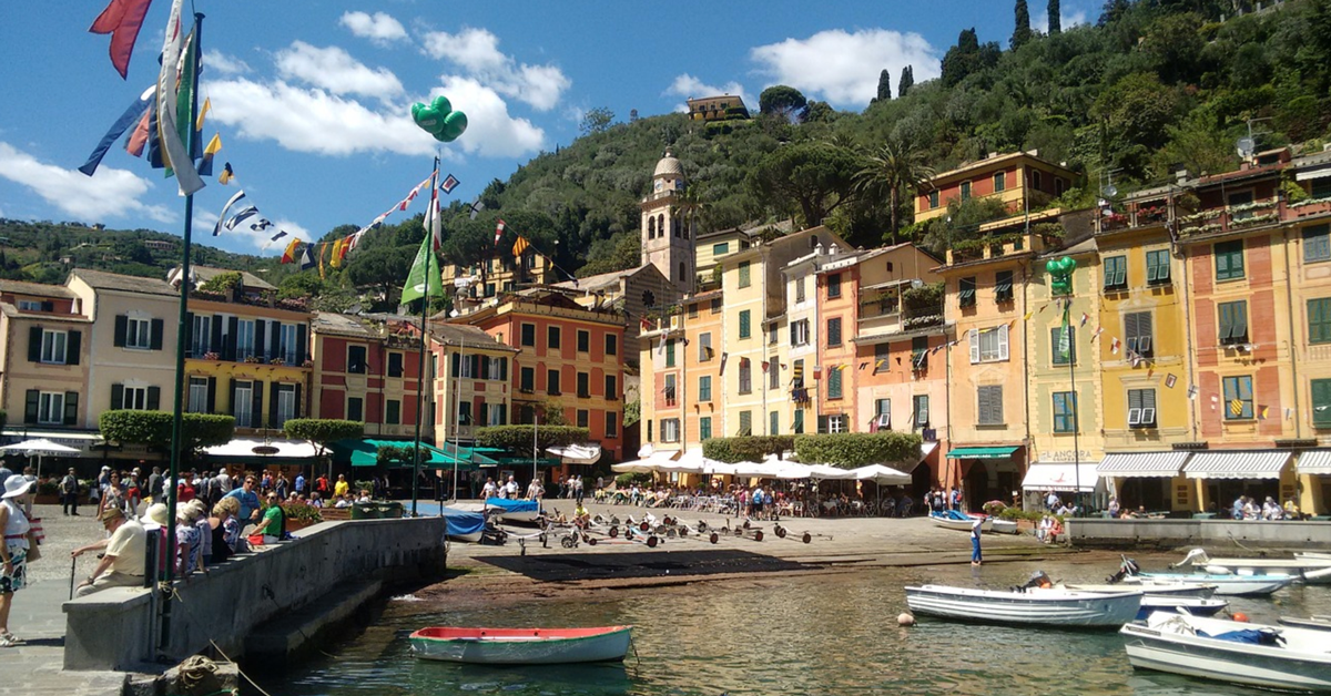 Portofino Coast & Cinque Terre Photo Workshop (May 7-12, 2020)