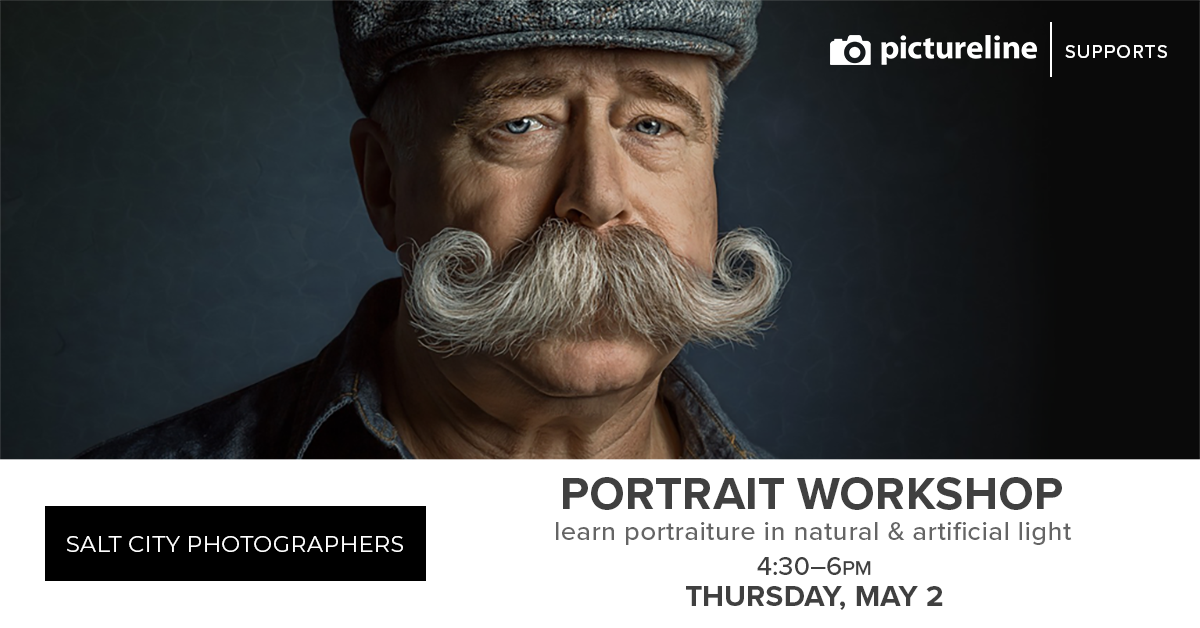Portrait Workshop (May 2nd, Thursday)