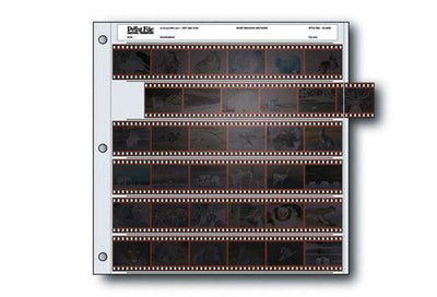 Print File 35 6HB Negative Preservers (25 Pack), camera film storage, Print File - Pictureline