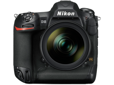 Nikon D5 FX-Format Digital SLR Camera Body (XQD Version), camera dslr cameras, Nikon - Pictureline  - 1