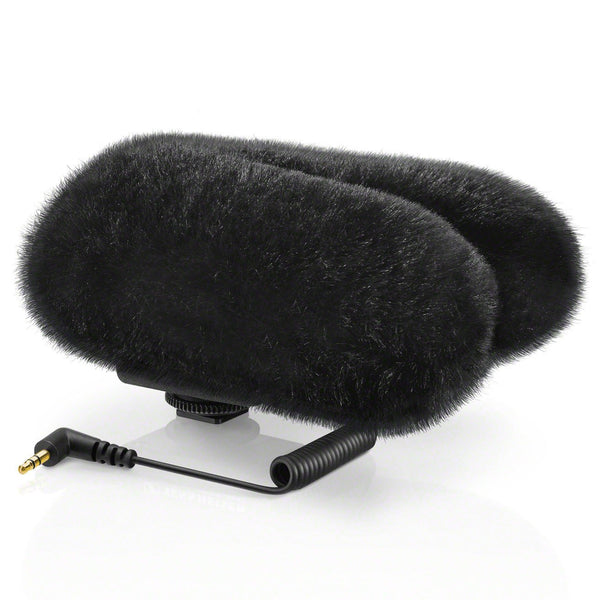 Sennheiser MZH 440 Fur Windshield, video audio accessories, Sennheiser - Pictureline