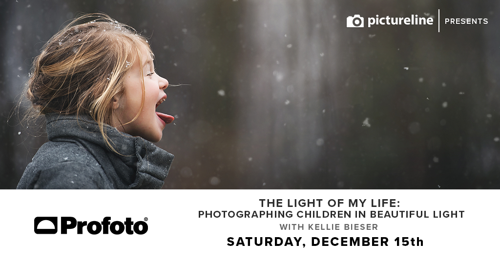 The Light of My Life: Photographing Children in Beautiful Light (December 15th, Saturday)