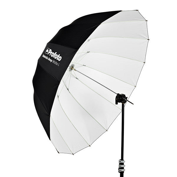 "Profoto Umbrella Deep White Large (130cm/51""""), lighting umbrellas, Profoto - Pictureline"