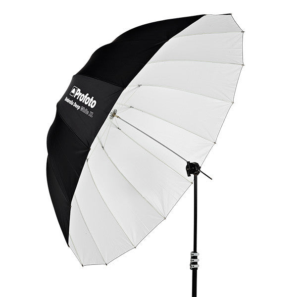 "Profoto Umbrella Deep White XL (165cm/65""""), lighting umbrellas, Profoto - Pictureline"