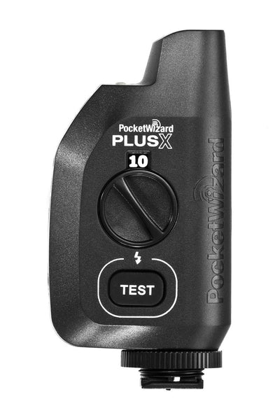 PocketWizard Plus X - 2 Pack, lighting wireless triggering, Pocket Wizard - Pictureline