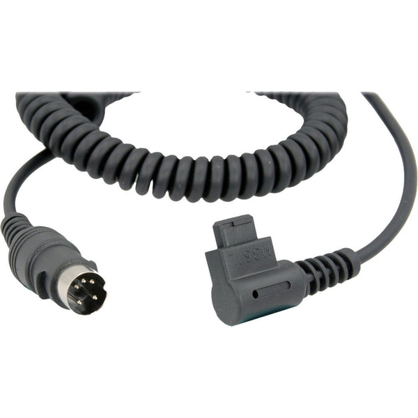 Quantum CZ2 Flash Universal Cable for Canon 580EX, 600EX-RT, lighting cables & adapters, Quantum - Pictureline
