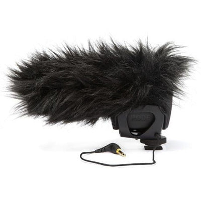 RODE Deadcat VMP Artificial Fur Wind Shield, discontinued, RODE - Pictureline  - 1
