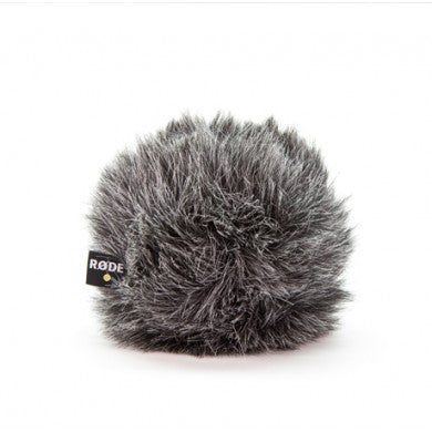 RODE Dead Kitten Artificial Fur Wind Shield, video audio microphones & recorders, RODE - Pictureline  - 1
