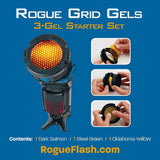 Rogue Grid 3-in-1 Stacking Grid System with Pouch, lighting barndoors and grids, Rogue - Pictureline  - 3